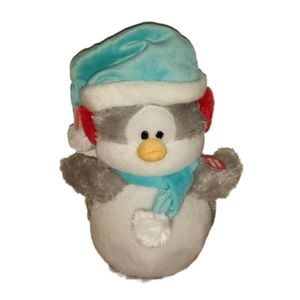 CUTE Winter Penguin Stuffed Animal